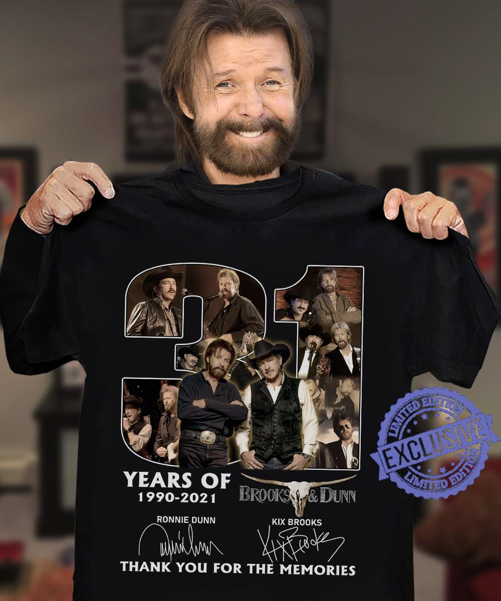 31 Years Of 1990 2021 Brooks And Dunn Thank You For The Memories