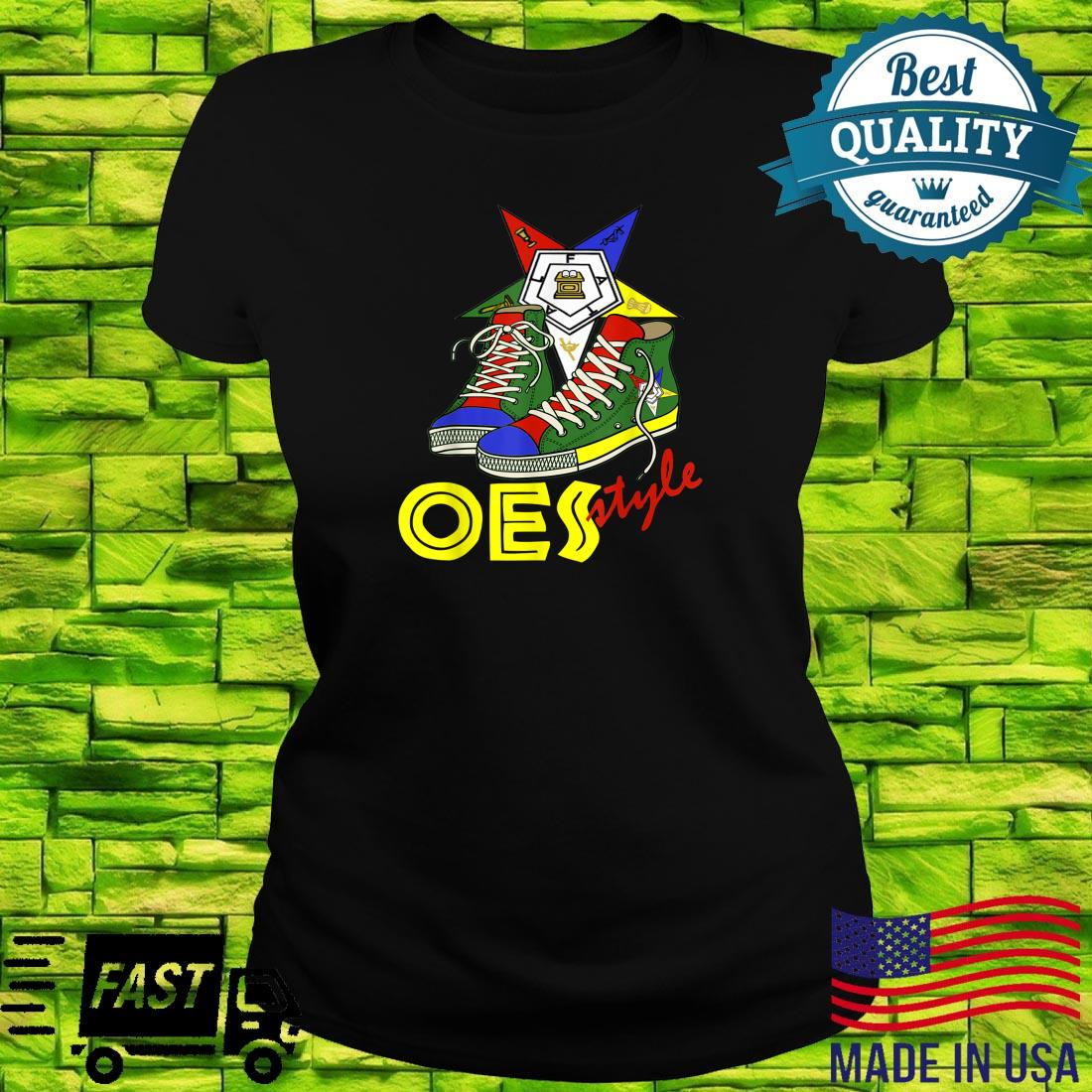 Order Of The Eastern Star OES Style Sistar Diva Fatal Ring Shirt ladies tee